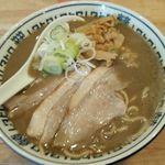 肉中華そばムタヒロ - 2016年9月・コクニボ800円