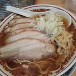 肉中華そばムタヒロ - 2016年10月・肉中華そば850円