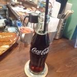 57696385 - コカコーラ飲みました