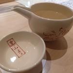 和海味処 いっぷく - 日本酒も飲みました