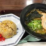包王 - 炒飯セット¥870
