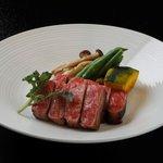 洛 ほととぎす - 伝統と文化の味「京都肉ステーキ」