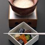 洛 ほととぎす - 京都丹後米の釜炊きご飯