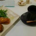 モン ボン カフェ - 料理
