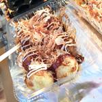 味自慢たこ焼き - 料理写真:ソースマヨ 9コ 350円