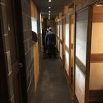 個室居酒屋 九州に惚れちょるばい - 店内