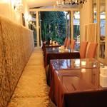 山の手マリアージュガーデン - ゆったりとした個室席