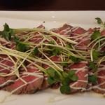57703409 - 牛肉のカルパッチョ
