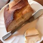洋風レストラン Soleil - 今日はパンで。