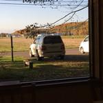 手作りパンカフェ・ピクニック - 大きな窓から