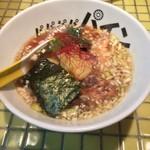 パイナップルラーメン屋さん パパパパパイン - パイナップル醤油ラーメン(720円)