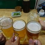 大樽 - 乾杯♪(201610)