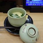 福一丸 - 料理写真:茶碗蒸し、美味しかったです