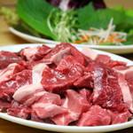 生肉専門店 焼肉 金次郎 - 名物!!塩焼肉 新鮮!お肉の盛りあわせ