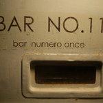BAR NO.11 -