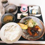 民喫茶 - 料理写真:ランチ700円(税込み)
