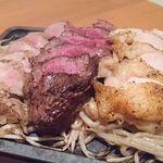 57712174 - 選べる肉盛り(ハーフ)