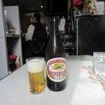 スナックノンノ - 瓶ビール2016.10.19