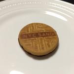 ニューヨークシティサンド - クッキーのロゴも可愛い♡