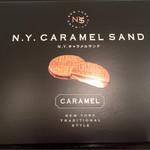 ニューヨークシティサンド 大丸東京店 - スタイリッシュなパッケージ