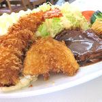 洋食 なかじま - 料理写真: