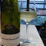古月 - 白ワイン アルザス