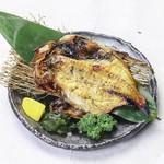 鮮宴丼ひろし - 金目鯛