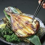 鮮宴丼ひろし - 肉厚縞ホッケ