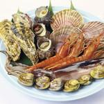 鮮宴丼ひろし - 海鮮焼きスペシャル
