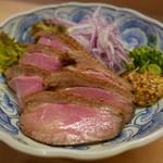 めなみ - 鴨ロース(1500円)