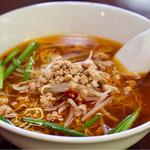 福林飯店 - 料理写真:台湾ラーメン