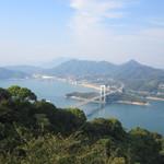 57718498 - カレイ山展望公園からの伯方大島大橋