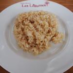 レギューム - 有機玄米ご飯