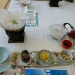 広島北ホテル - 料理写真:宴会開始。