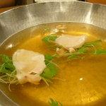5772799 - ☆白葱&水菜を豚しゃぶさんで巻き巻きしてパクリ(^◇^)☆