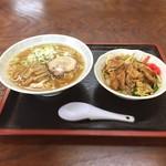 麺家なりた - ランチ(らーめん
