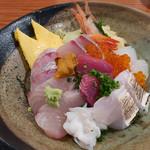 銀座 和らん - 海鮮丼