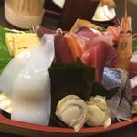 カネセイ - 刺身舟盛り