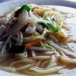 城南園 - 料理写真:チャンポン