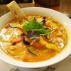 らーめんはうす成吉思汗 ナバホホワイト - 料理写真:魚介のトマトクリームらあめん