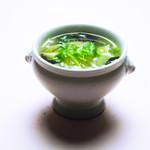 ワンタン春雨スープ ★ ゲーンチュウ・ウンセン・ギョウナーム