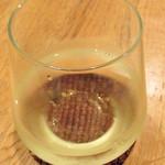 西新井大師 もなかカフェ まめつばき - 白ワイン