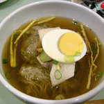 冷麺館 - 手打ち冷麺小¥650