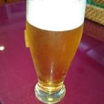 フルバリ - グラスビール。