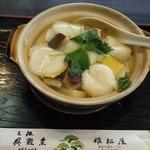 姫松屋 - 具雑煮(並)@980
