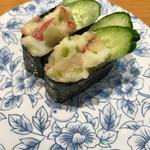 まるちゅう - ホッキ貝サラダ〜❗️