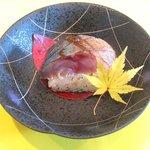 5775075 - 「鯖の棒寿司」450円