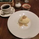イタリア食堂 Mamma - さつま芋のジェラート