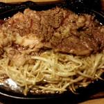 ステーキサロン・カウボーイズ - 1ポンドステーキ