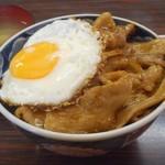 箱岩 - 料理写真:肉丼